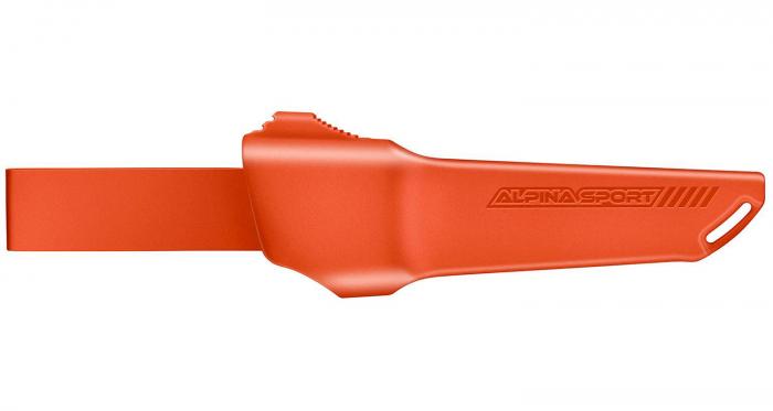 Alpina Sport Ancho Orange Fixed Blade Knife sheath