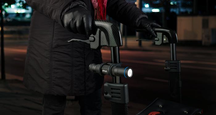 Walther Pro Light Holder for bike