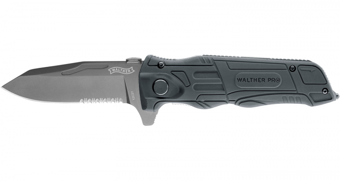 Walther Pro Rescue Black Knife