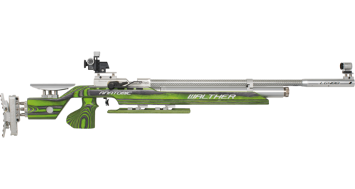 Walther LG400-M Anatomic Expert Green Pepper with mechanical trigger
