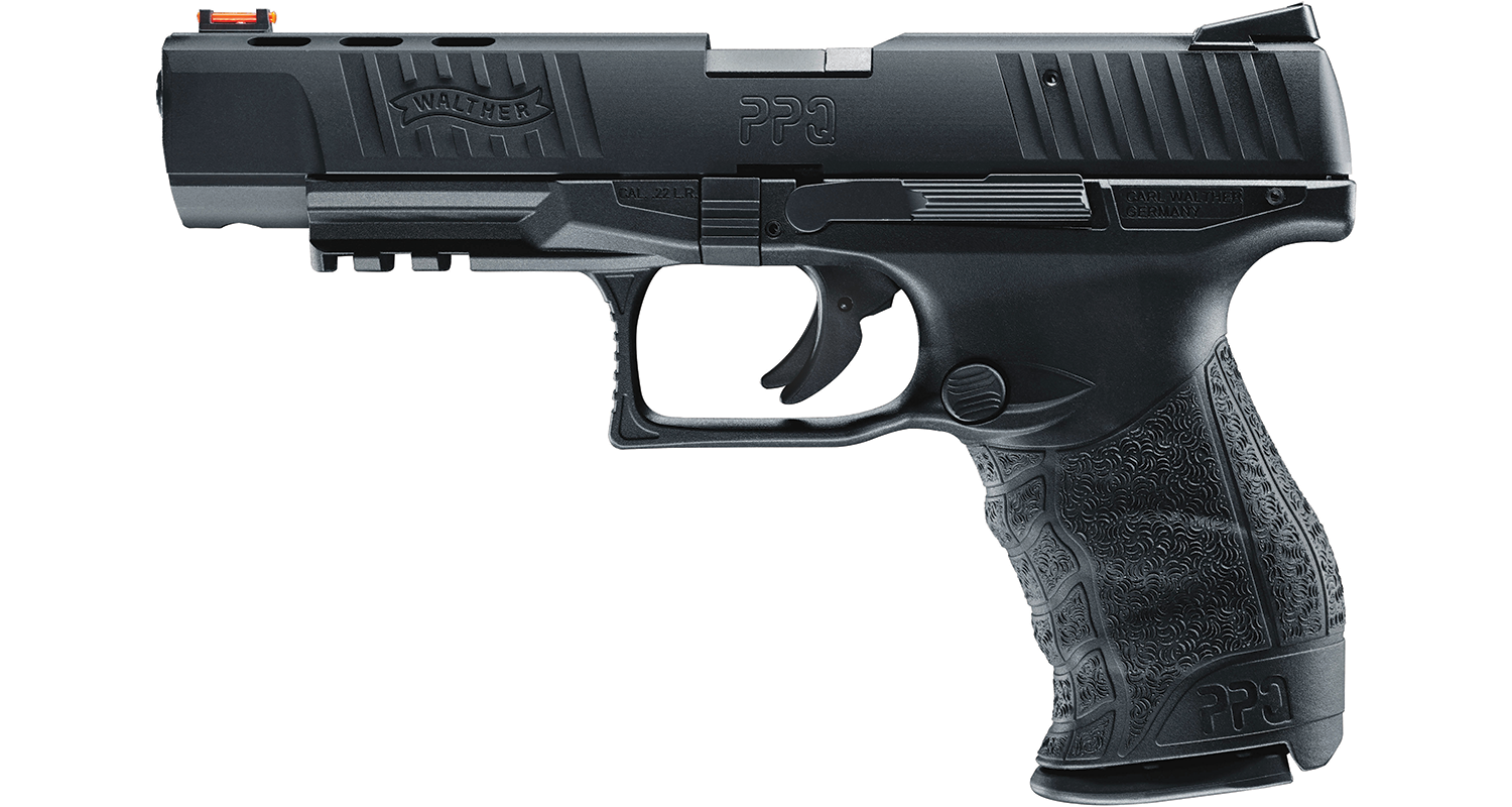 Walther PPQ M2  22 Semi-Automatic Pistol • Frontier Arms