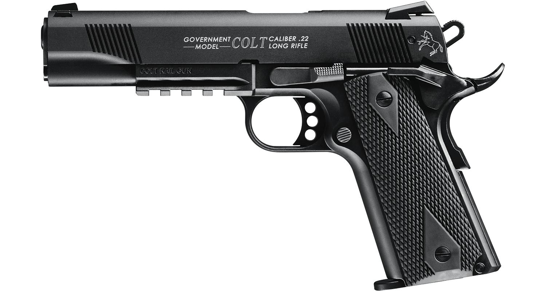 Colt Rail Gun .22 LR