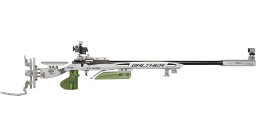 Walther KK500-M Expert Green Pepper