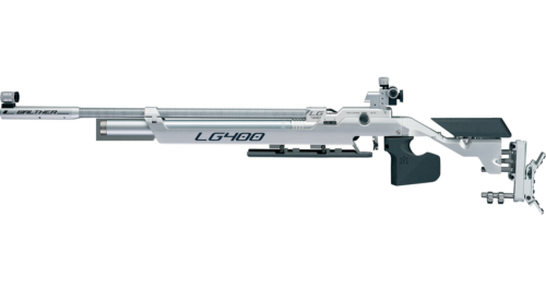 Walther LG400-M Alutec Expert with mechanical trigger