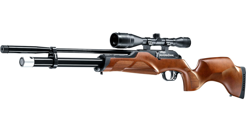 WaltWalther Maximathor with 6x42 scope & ringsher Maximathor