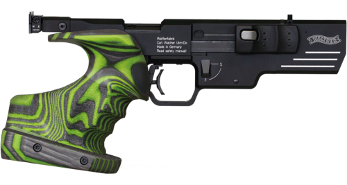 Walther SSP Green Pepper