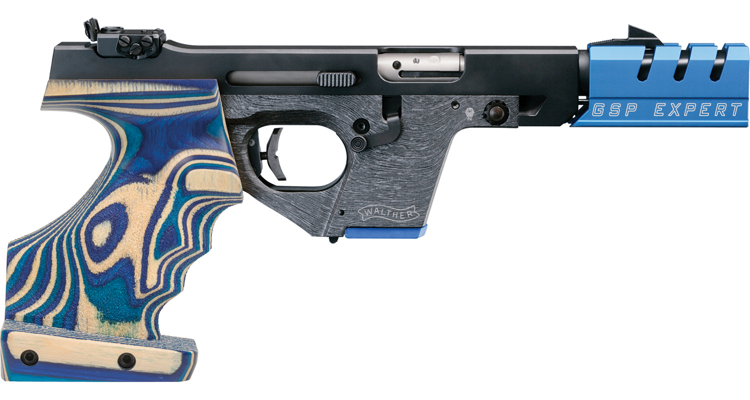 Walther GSP Expert .22 LR