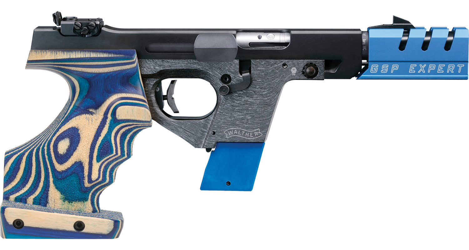 Walther GSP Expert .32 S&W