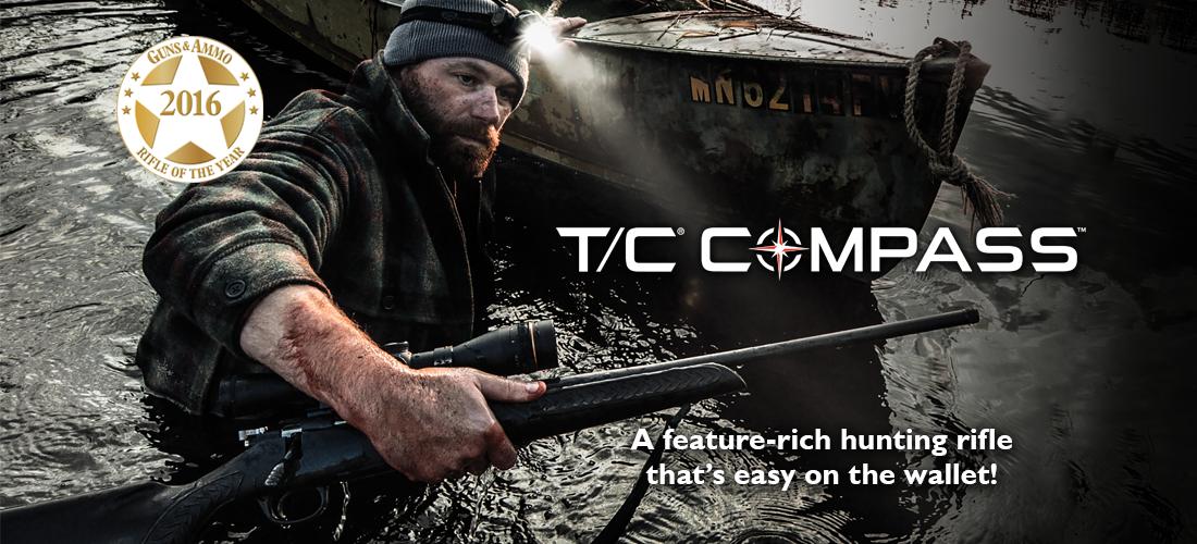 Thompson/Center Compass rifle