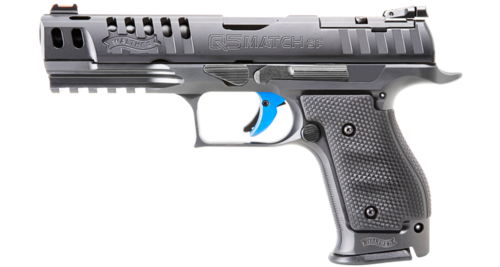Walther PPQ Q5 Match Steel Frame