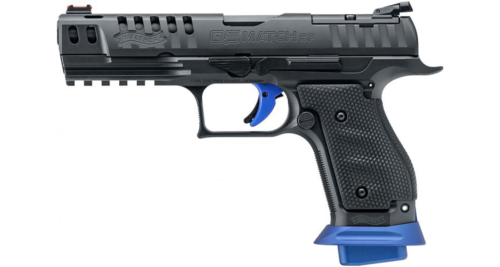 Walther PPQ Q5 Match Steel Frame Champion
