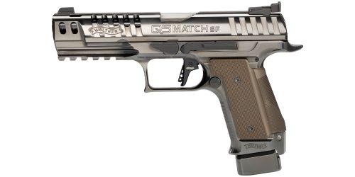 Walther PPQ Q5 Match SF Black Diamond 9mm