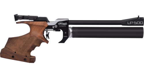 Walther LP500 Match