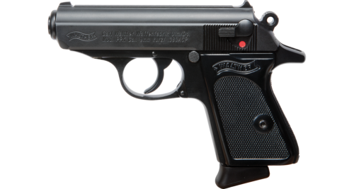 Walther PPK Black .380
