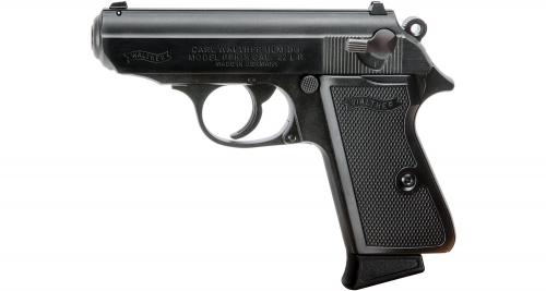 Walther PPK/S Black .22 LR
