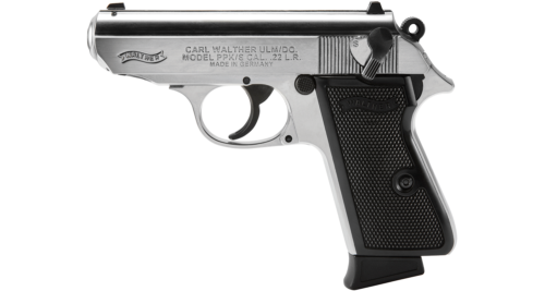 Walther PPK/S Nickel .22 LR