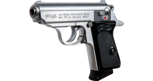Walther PPK Stainless .380