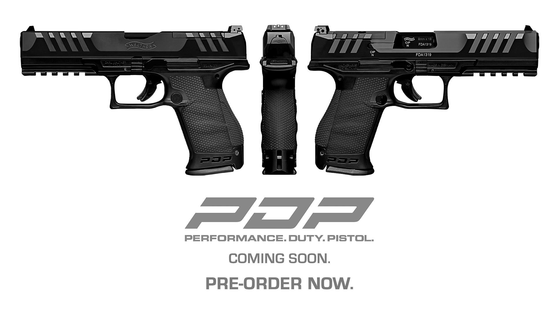 Walther PDP Compact 9mm